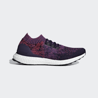 Ultraboost Uncaged Shoes Legend Purple / Legend Purple / Shock Red B75862