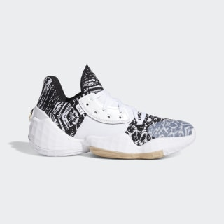 Zapatillas Harden Vol.  4 Cloud White / Core Black / Pale Nude F97292