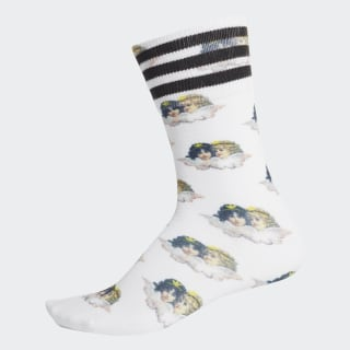 Fiorucci Socks White / Black / Multicolor EI9912
