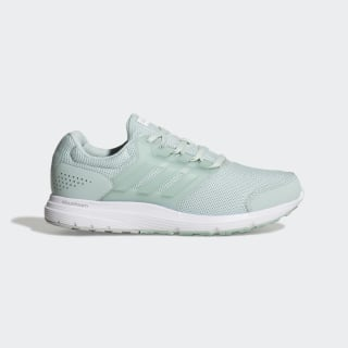 Tenis Galaxy 4 ASH GREEN S18/SILVER MET./GREY TWO F17 CP8836