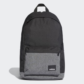 Linear Classic Casual Backpack Black / Black / White DT8639