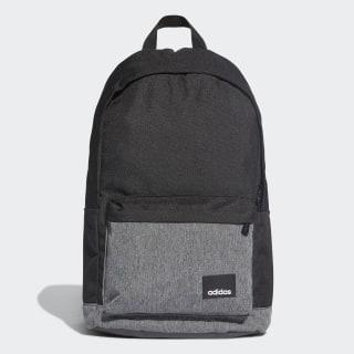 Mochila Linear Classic Casual black/black/white DT8639