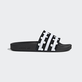 Adilette Badslippers Core Black / Cloud White / Core Black EF5591