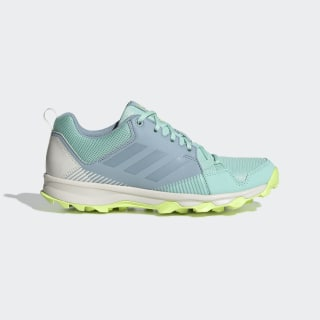 Zapatillas TERREX Tracerocker Clear Mint / Ash Grey / Hi-Res Yellow BC0534