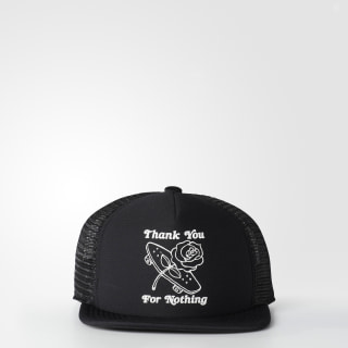 Gorra Trucker Thanks BLACK BR3850