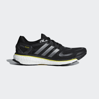 Tenis Energy Boost BLACK 1/NEO IRON MET. F11/VIVID YELLOW S13 G64392