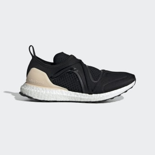Ultraboost T Shoes Core Black / Core Black / Soft Apricot-Smc F35837