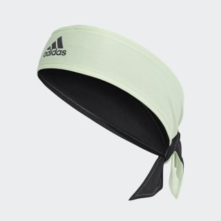 Tennis Tie Band Glow Green / Carbon / Black EA0403
