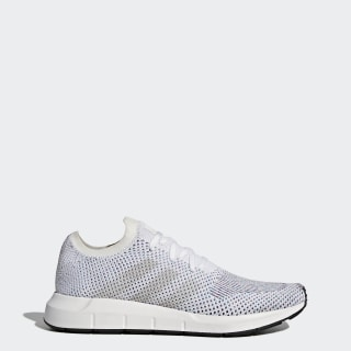 Calzado Swift Run Primeknit Cloud White / Grey One / Core Black CG4126