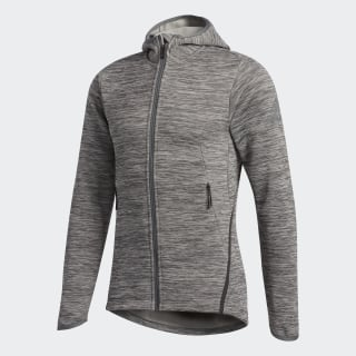 the latest 704e1 c99d6 FreeLift Climaheat Hoodie Charcoal Solid Grey  Grey DM4378