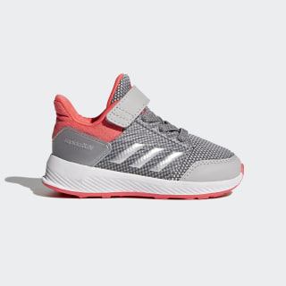 Tenis RapidaRun EL I GREY TWO F17/SILVER MET./EASY CORAL S17 BY9027