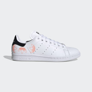 Stan Smith Shoes Cloud White / Signal Coral / Core Black FX2360