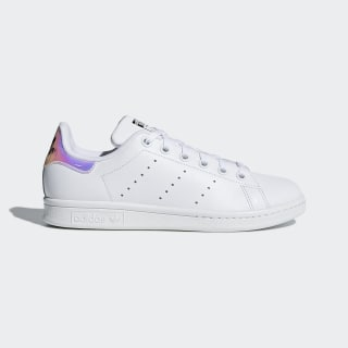 Stan Smith Schuh Ftwr White / Metallic Silver / Ftwr White AQ6272