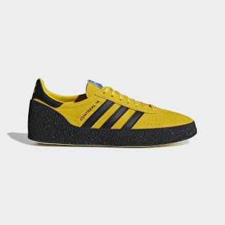 Montreal 76 Shoes Bold Gold / Core Black / Cream White BD7635