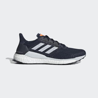 Chaussure Solarboost 19 Collegiate Navy / Blue Tint / Solar Orange G28059