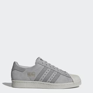 Superstar 80s Shoes Mid Grey / Grey / Mid Grey BZ0208