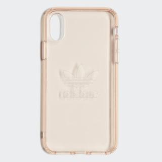 Clear iPhone X/XS cover Black EV6452