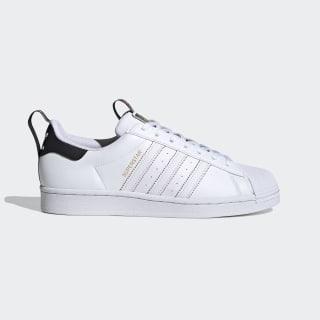 Superstar Ayakkabı Cloud White / Solar Red / Core Black FW6775