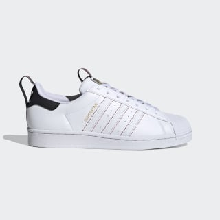 Superstar Shoes Cloud White / Solar Red / Core Black FW6775