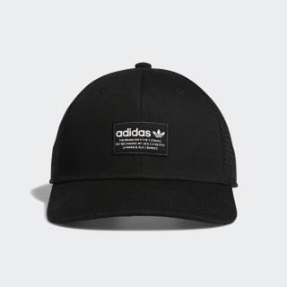 Trefoil Trucker Hat Black CK5022