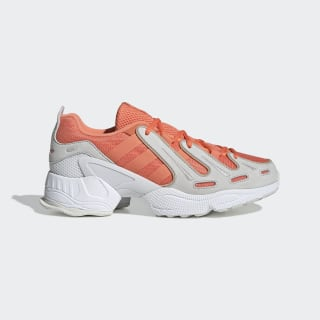 EQT Gazelle Shoes Semi Coral / Semi Coral / Crystal White EE5034
