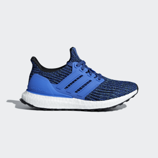 Zapatillas UltraBOOST J HI-RES BLUE S18/HI-RES BLUE S18/FTWR WHITE B43511