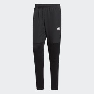 Pantaloni Condivo 18 Warm Black / White BQ6618