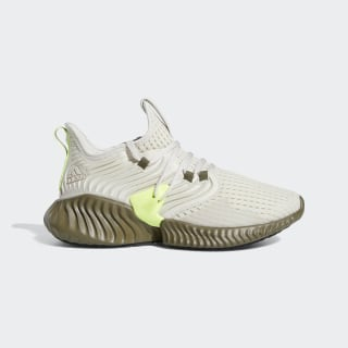 Chaussure Alphabounce Instinct Clima Raw White / Off White / Raw Khaki F36764