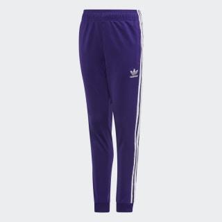 Pantalon de survêtement SST Collegiate Purple / White EI9887