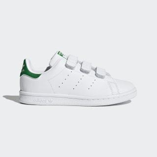 Stan Smith sko Footwear White / Green / Green M20607