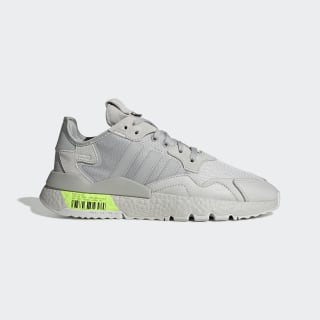 Tenis Nite Jogger Grey One / Grey Two / Signal Green FV3619