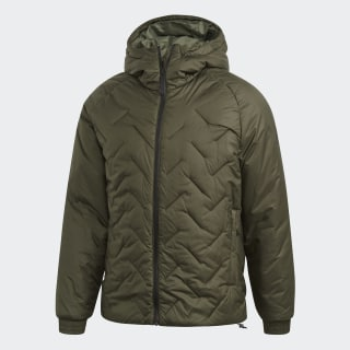 BTS Winter Jacket Night Cargo CY9122
