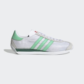 Country OG Schuh Cloud White / Prism Mint / Collegiate Green EG4918