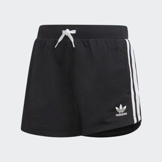 3-Stripes Shorts Black / White DV2895
