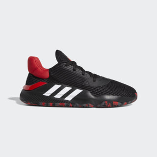 Sapatos Pro Bounce 2019 Low Core Black / Scarlet / Grey Five G26182