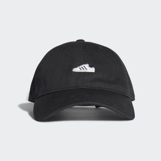 หมวกแก๊ป SST Black / White ED8028