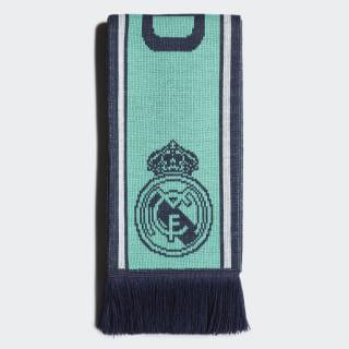 Real Madrid Scarf Hi-Res Green / Night Indigo / White DY7708