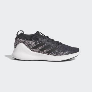 Purebounce+ Shoes Carbon / Core Black / True Pink D96454