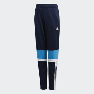 Equip Knit Pant Collegiate Navy / Shock Cyan / White DV2929