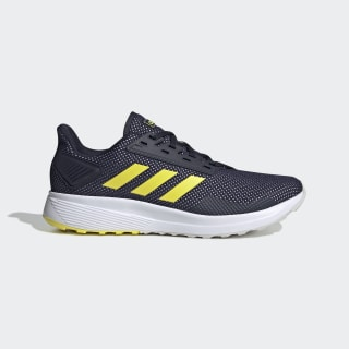 Tenis Duramo 9 Legend Ink / Shock Yellow / Dash Grey EG3007