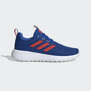 Lite Racer CLN Shoes Blue / Active Red / Grey Three EE6958