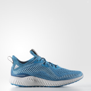Femmes alphabounce EM Shoes blue/Mystery Petrol /Grey Two /Petrol Night BW1120