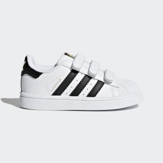 Zapatilla Superstar Footwear White/Core Black/Footwear White BZ0418