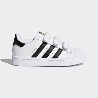 Zapatillas Superstar Cloud White / Core Black / Cloud White BZ0418