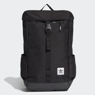 Premium Essentials Top Loader Backpack Black ED8021