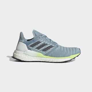 Sapatos SolarBoost Ash Grey / Onix / Hi-Res Yellow B96285