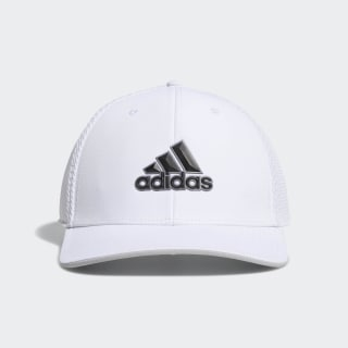 A-Stretch Tour Cap White / White DT2307
