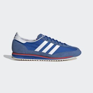 Zapatillas SL 72 Blue / Cloud White / Hi-Res Red EG6849