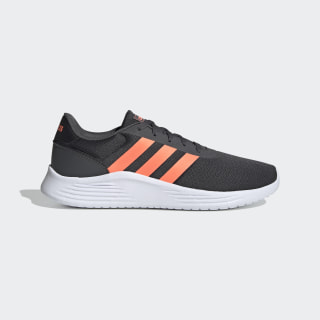 Zapatillas Lite Racer 2.0 Grey Six / Signal Coral / Core Black EH1096