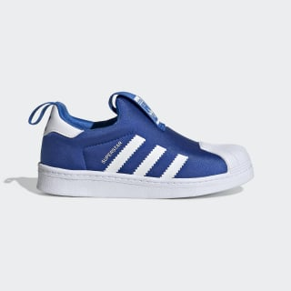 Superstar 360 Shoes Team Royal Blue / Cloud White / Glory Blue EF6632